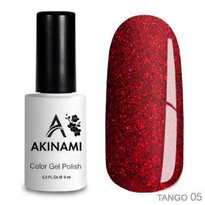 Гель-лак Akinami - Арт. ACTG05 Tango 05